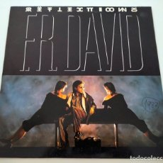 Discos de vinilo: VINILO LP DE F.R. DAVID. REFLECTIONS. 1987.. Lote 288000243