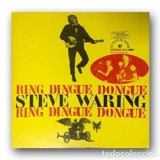 Discos de vinilo: STEVE WARING - RING DINGUE DONGUE - ESPECIAL FOLK. Lote 288001613