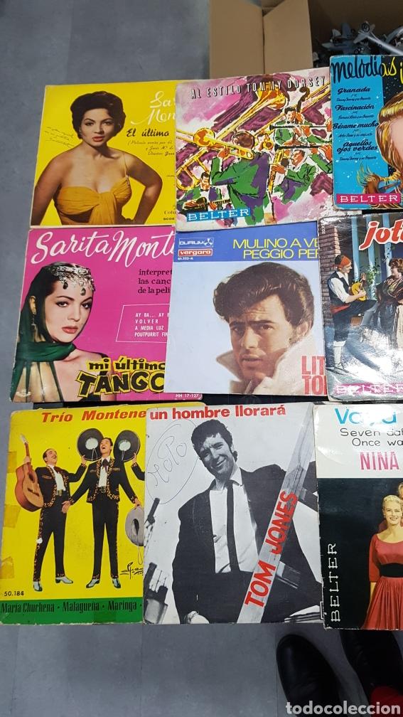 Discos de vinilo: ENORME Lote de Singles EPs (2) - Foto 2 - 288004453