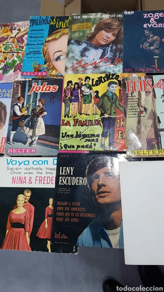 Discos de vinilo: ENORME Lote de Singles EPs (2) - Foto 3 - 288004453