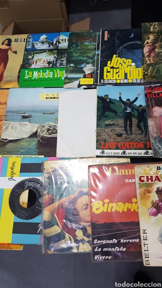 Discos de vinilo: ENORME Lote de Singles EPs (2) - Foto 5 - 288004453