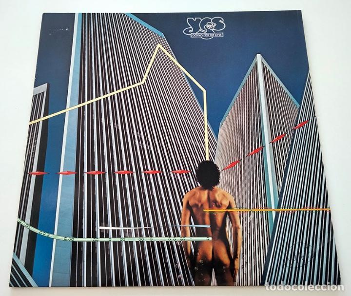 VINILO LP DE YES. GOING FOR THE ONE. 1977. (Música - Discos - LP Vinilo - Electrónica, Avantgarde y Experimental)
