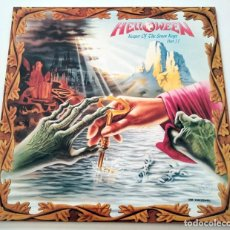 Discos de vinilo: VINILO LP DE HELLOWEEN. KEEPER OF THE SEVEN KEYS, PART 2. 1988.. Lote 288014078