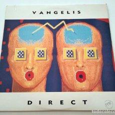 Discos de vinilo: VINILO LP DE VANGELIS. DIRECT. 1988.. Lote 288017548