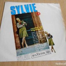 Discos de vinilo: SYLVIE - CANTA EN ESPAÑOL -, LP, BALADA PARA UNA SONRISA + 11, AÑO 1967. Lote 288025263