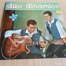 Discos de vinilo: DUO DINAMICO, LP, AMOR DE VERANO + 15, AÑO 1963. Lote 288027883