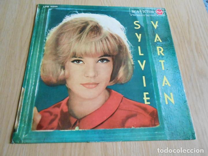 SYLVIE VARTAN, LP, LA MÁS BELLA DEL BAILE+ 15, AÑO 1964 (Música - Discos - LP Vinilo - Canción Francesa e Italiana)