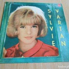 Discos de vinilo: SYLVIE VARTAN, LP, LA MÁS BELLA DEL BAILE+ 15, AÑO 1964. Lote 288029228