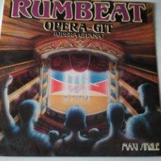 Discos de vinilo: RUM-BEAT – OPERA-GIT (OPERA GITANA) 1992. Lote 288031023