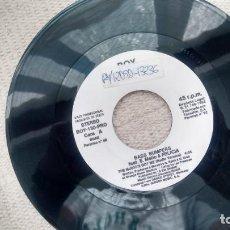 Discos de vinilo: SINGLE (VINILO)-PROMOCION- DE BASS BUMPERS FEAT. E MELLO & FELICIA AÑOS 90. Lote 288031428