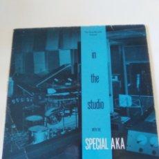 Discos de vinilo: THE SPECIAL AKA IN THE STUDIO ( 1984 2 TONE ESPAÑA ) SPECIALS. Lote 288040878