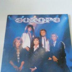 Discos de vinilo: EUROPE THE FINAL COUNTDOWN ( 1986 EPIC ESPAÑA ). Lote 288042383