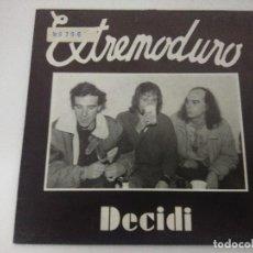 Dischi in vinile: EXTREMODURO/DECIDI/SINGLE.. Lote 288043773
