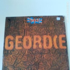 Discos de vinilo: GEORDIE MASTERS OF ROCK ( 1975 EMI ESPAÑA ) BRIAN JOHNSON AC/DC AC DC. Lote 288044053