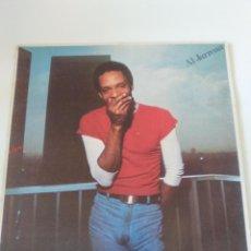 Discos de vinilo: AL JARREAU GLOW ( 1976 WARNER BROS ESPAÑA 1984 ). Lote 288046608