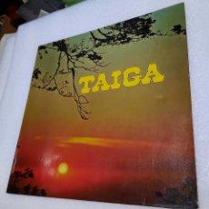 Discos de vinilo: TAIGA. Lote 288046628