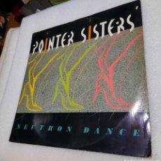 Discos de vinilo: POINTER SISTERS - NEUTRON DANCE. Lote 288049358