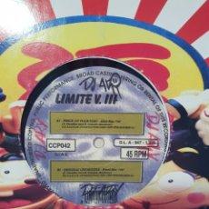 Discos de vinilo: DISCO DE VINILO: LÍMITE VOLUMEN III. Lote 288049828