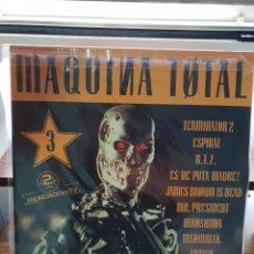 Discos de vinilo: DOBLE VINILO MAQUINA TOTAL 3. Lote 288050213