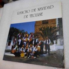 Discos de vinilo: RANCHO DE NAVIDAD DE TEGUISE. Lote 288050708