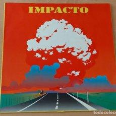 Discos de vinilo: LP MAXI IMPACTO HYPNOTICA , HEYLEN / COSTER LETHAL RECORDS AÑO 1994 SPAIN - CLASICO DIFICIL. Lote 288054878
