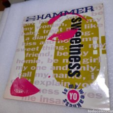 Discos de vinilo: MC HAMMER - YO!! SWEETNESS. Lote 288056333