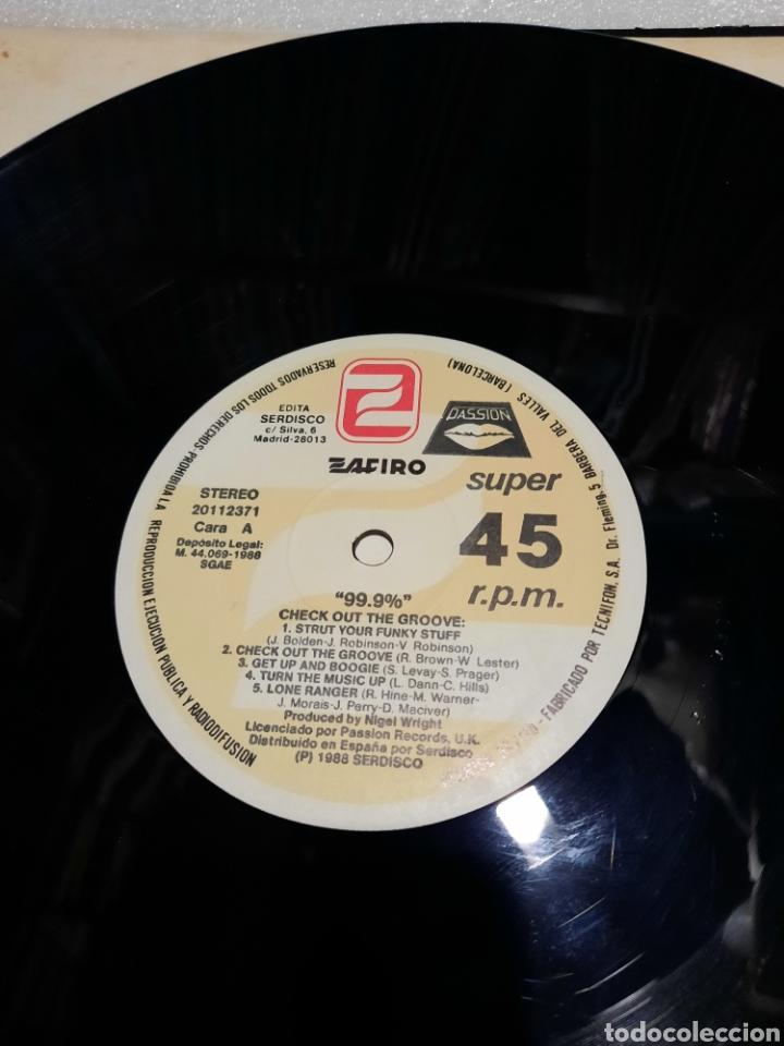 Discos de vinilo: Check out The groove - Foto 2 - 288057098