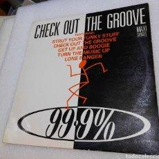 Discos de vinilo: CHECK OUT THE GROOVE. Lote 288057098