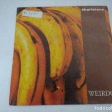 Discos de vinilo: THE CHARLATANS/WEIRDO/SINGLE PROMOCIONAL.. Lote 288067103