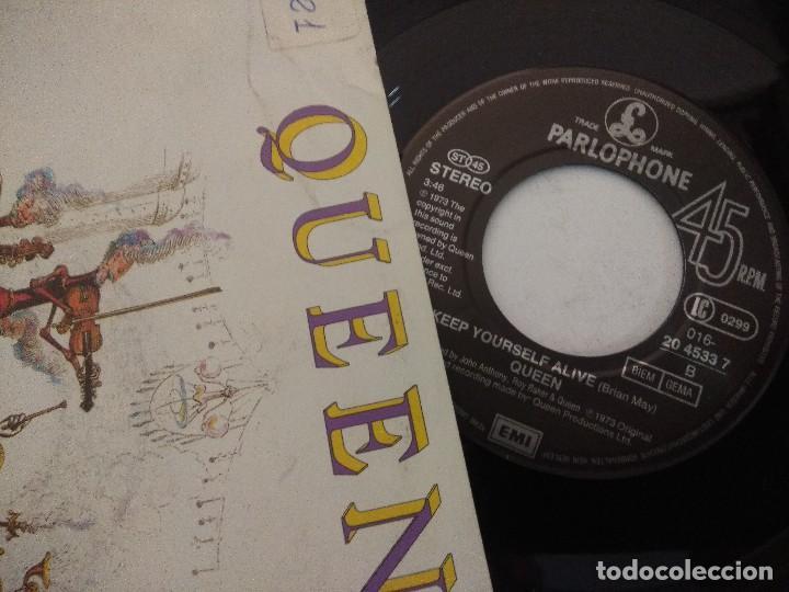 Discos de vinilo: QUEEN/THE SHOW MUST GO ON/SINGLE. - Foto 2 - 288067313