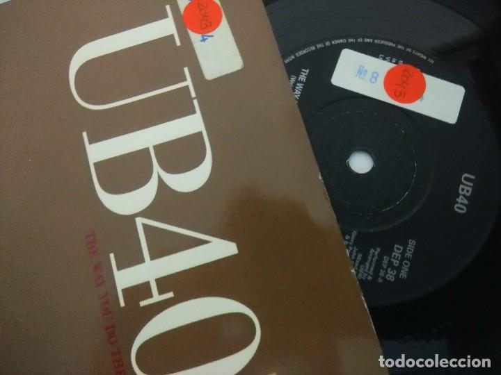 Discos de vinilo: UB 40/THE WAY YOU DO THE THINGS YOU DO/SINGLE. - Foto 2 - 288068838