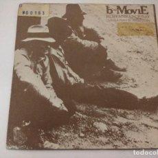 Discos de vinilo: B-MOVIE/REMENBRANCE DAY/SINGLE.. Lote 288069828