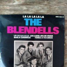 Discos de vinilo: BLENDELLS - LA LA LALA LA + 3 **** RARO EP ESPAÑOL TWIST TITTYSHAKER R&B 1965. Lote 288091803