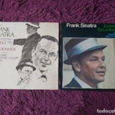 """Discos de vinilo: FRANK SINATRA ,2 X VINYL, 7"""" EP SPAIN. Lote 288093078"""