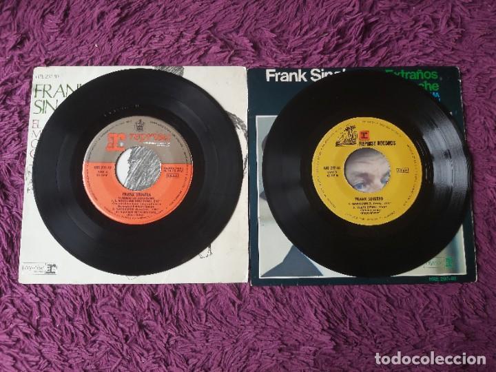 """Discos de vinilo: Frank Sinatra ,2 x Vinyl, 7"""" EP Spain - Foto 3 - 288093078"""