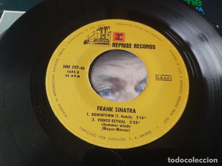 """Discos de vinilo: Frank Sinatra ,2 x Vinyl, 7"""" EP Spain - Foto 5 - 288093078"""