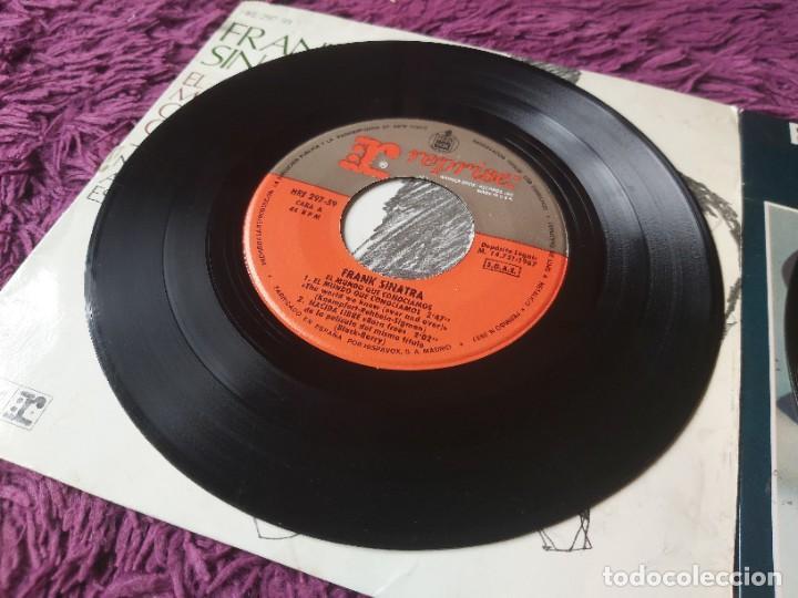 """Discos de vinilo: Frank Sinatra ,2 x Vinyl, 7"""" EP Spain - Foto 6 - 288093078"""