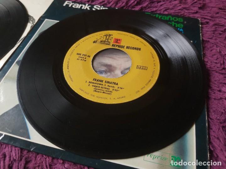 """Discos de vinilo: Frank Sinatra ,2 x Vinyl, 7"""" EP Spain - Foto 7 - 288093078"""