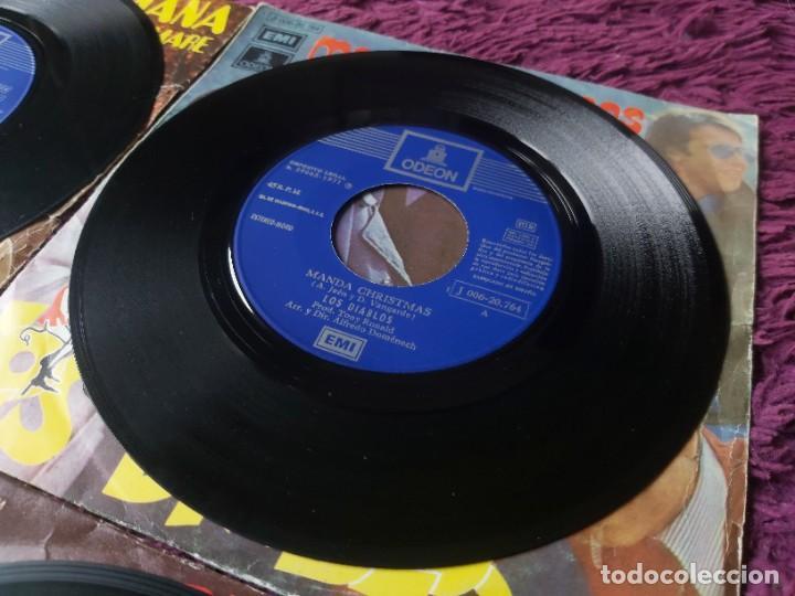 """Discos de vinilo: Los Diablos ,4 x Vinyl, 7"""" Single Spain - Foto 11 - 288099558"""