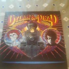 Discos de vinilo: DYLAN & THE DEAD. BOB DYLAN Y GRATEFUL DEAD EN DIRECTO. CBS 463381. EDICIÓN ESPAÑOLA 1989.NUEVO.. Lote 288104833