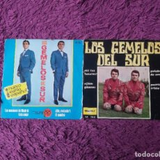 """Discos de vinilo: LOS GEMELOS DEL SUR ,2 X VINYL, 7"""" EP SPAIN. Lote 288107623"""