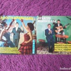 """Discos de vinilo: JUANITO MARAVILLAS ,2 X VINYL, 7"""" EP SPAIN. Lote 288111753"""