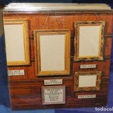 Discos de vinilo: LOTT133-140 LP ROCK SINFONICO EMERSON LAKE AND PALMER PICTURES EXHIBITION ALEMANIA 70S MUY BIEN. Lote 288114498
