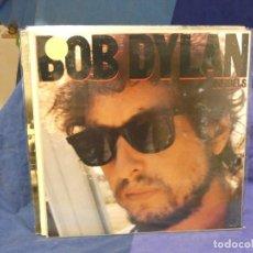 Discos de vinilo: LOTT133-140 LP BOB DYLAN INFIDELS MUY BUEN ESTADO GENERRAL 1983 CON DOS ENCARTES. Lote 288115333