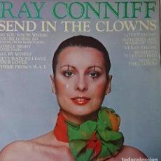 Discos de vinilo: RAY CONNIFFIN - SEND IN THE CLOWNS. Lote 288124528
