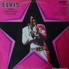 Discos de vinilo: ELVIS PRESLEY - CANTA EXITOS DE SUS PELICULAS. Lote 288124538
