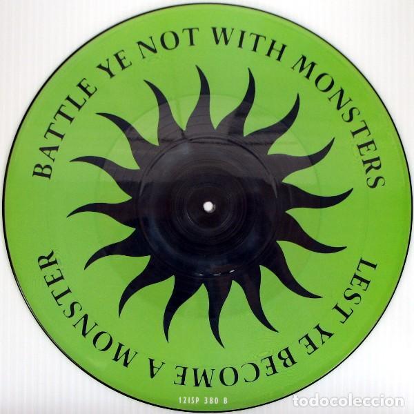 Discos de vinilo: Julian Cope * Maxi vinilo Picture-disc * Charlotte Anne * Rare 1988 UK - Foto 4 - 288125208