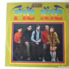 Discos de vinilo: LP VINILO PIC NIC PIC-NIC ORIGINAL DE 1968. Lote 288131378