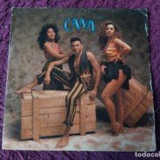 """Discos de vinilo: CAÑA – ECHA PA´LANTE , VINYL, 7"""" SINGLE 1991 SPAIN 006 12 2526 7 PROMO. Lote 288132503"""