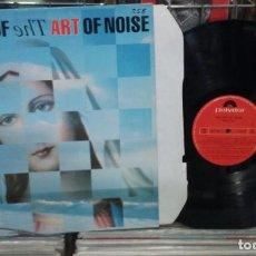 Discos de vinilo: THE BEST OF THE ART OF NOISE. POLYDOR 1982, REF. 837 367-1 -- LP. Lote 288133653